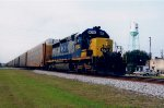 CSX 8054 on CSX Q215