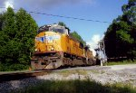 UP 4710 on NS 29R