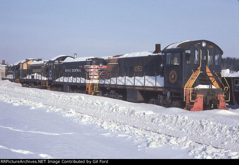 Stored Alco switchers