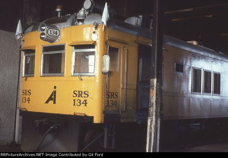 Sperry Rail Service 134