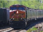 BNSF ES44DC 7252