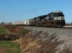 NS 9907 at Mile 71 Lake Erie District
