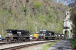 NS By The Coaling Tower