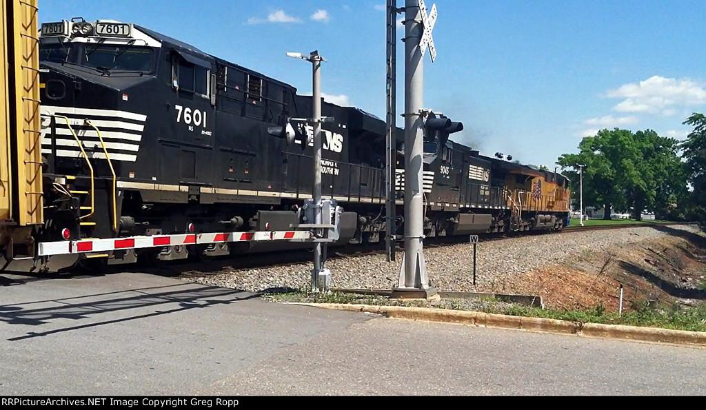 NS train #212