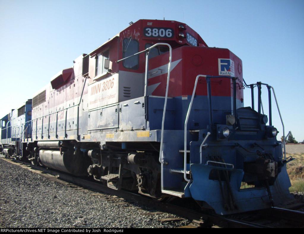 MNN 3806 and SJVR 1825