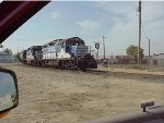SJVR LS917 passes Kern Junction
