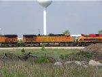 BNSF C44-9W 4460