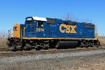 CSX 2814 on the Chemical Coast Secondary