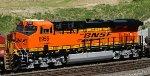 Fresh BNSF 6956