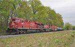 CP oil train , CP 614