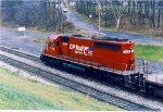 CP 740  on the old D&H