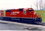 CP US & Canadian Livery