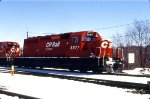 CP Units in the old D&H Taylor yard