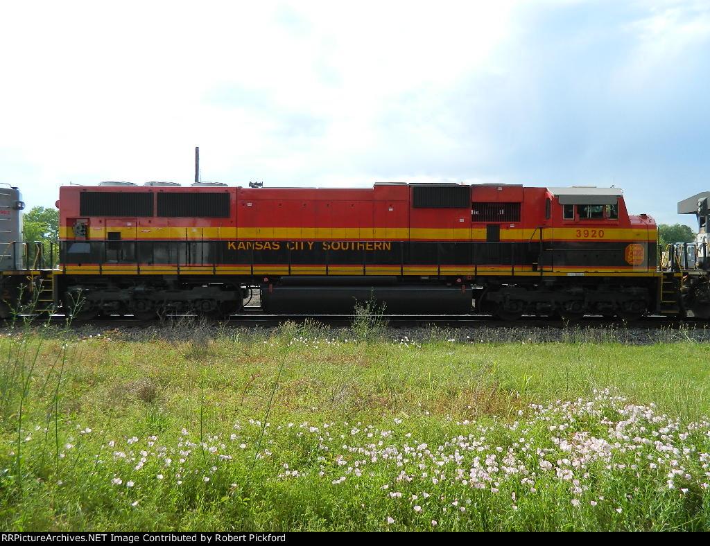 KCS 3920 (SD70MAC)