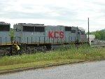 KCS 7002 (SD50)