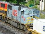 KCS 3902 (SD70MAC)