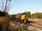 CSX 5001 - At West Baltimore