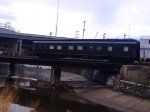 MKT 403 On Amtrak's Empire Builder headed west 4/15/2012