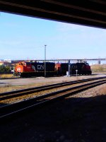 CN in Milwaukee