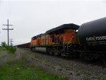 BNSF ES44DC 7787