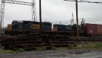 CSX Switching Frontier Yard