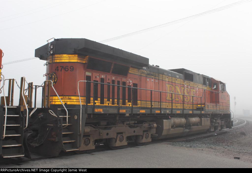 BNSF 4769