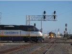 Union Pacific, Meet Amtrak!