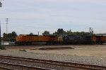 BNSF 4743 and CSX 146