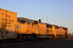 SD70Ms Take Charge