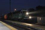 Nighttime GP50 Heritage
