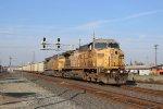 UP Coal Train in Stockton