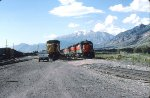 Moving coal in Provo