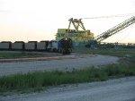Loading coal at the Bear Run Mine