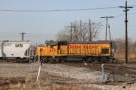UPY 689 - Union Pacific