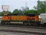 BNSF C44-9W 4063
