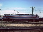 Amtrak E60 974 - Ivy City - 1978