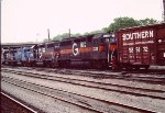 B&M Guilford at Potomac Yards - 1988