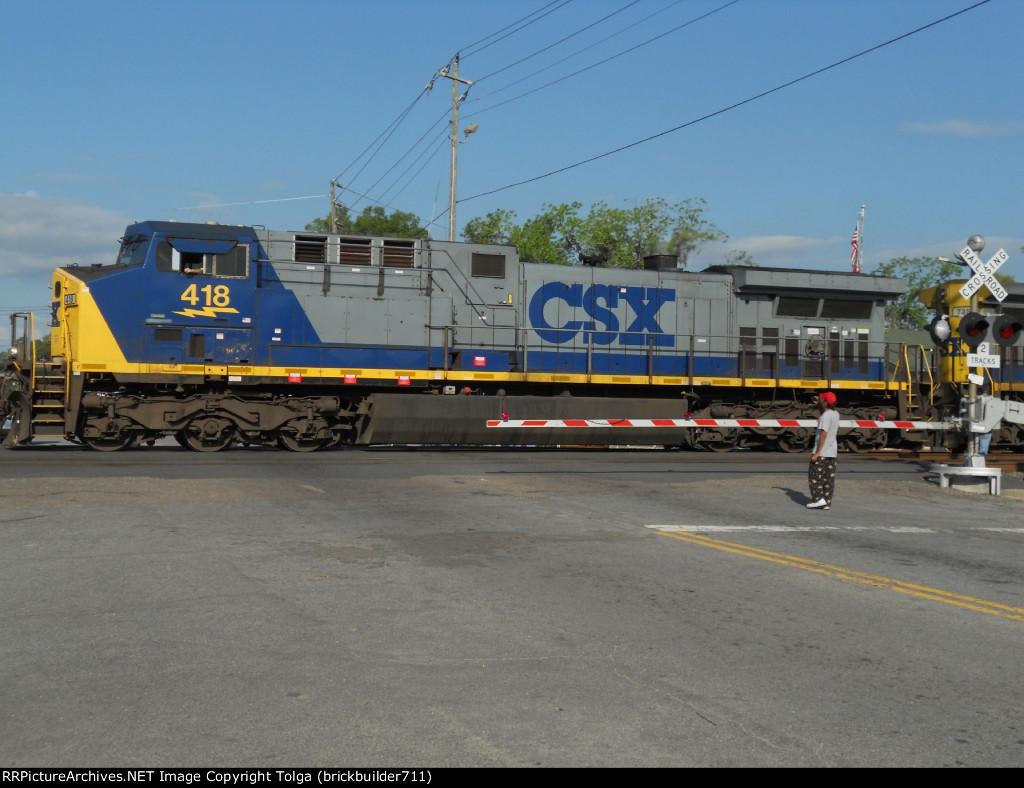 CSX Q027