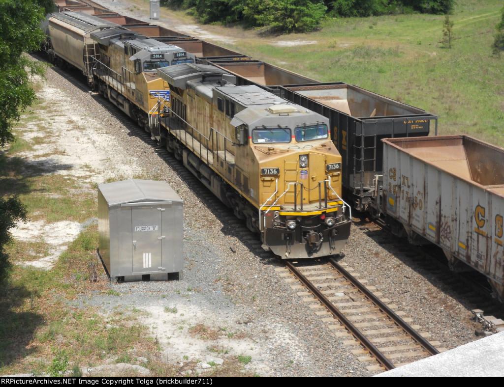 CSX K475 meets CSX K782