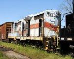 Carolina Southern #958 still in Mid-Atlantic Railroad paint