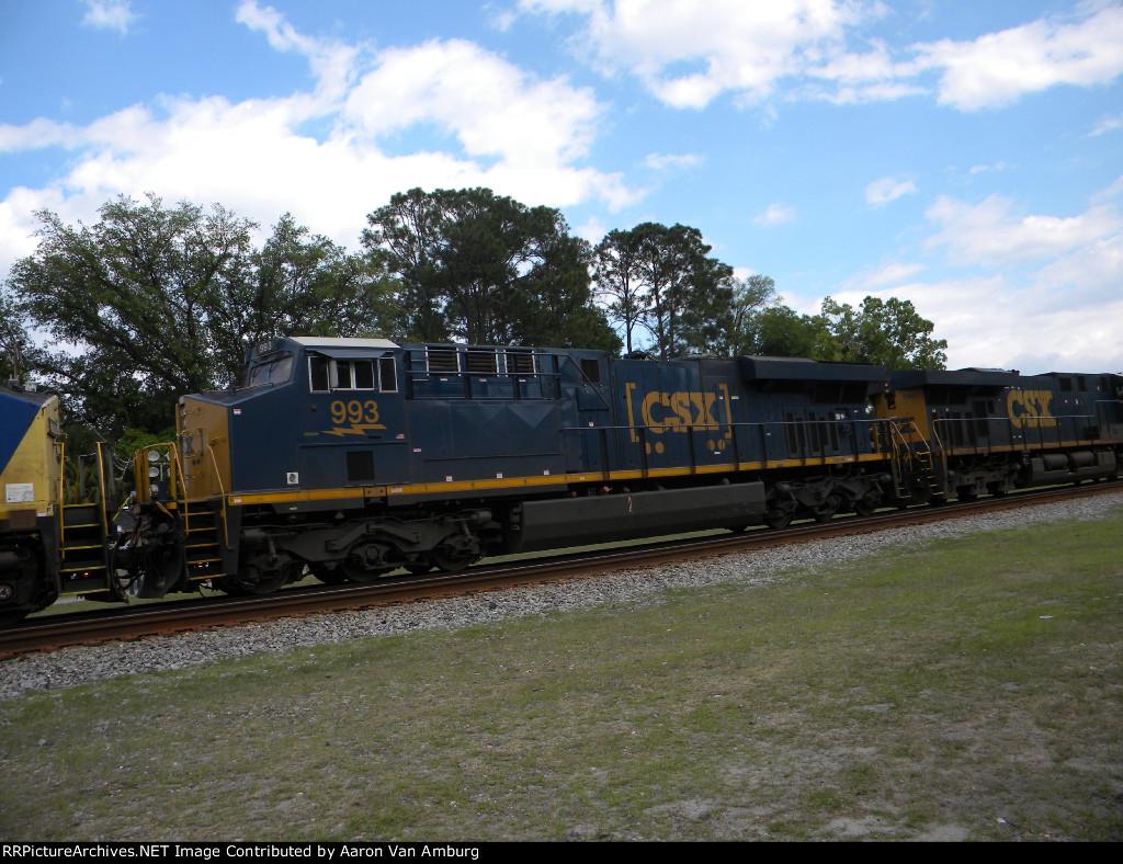 CSX 993