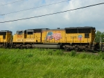 UP 5034 (SD70M)
