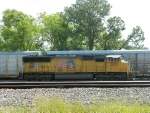 UP 5155 (SD70M)