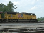 UP 3837 (SD70M)