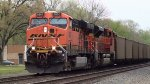 BNSF 5800 & 9253