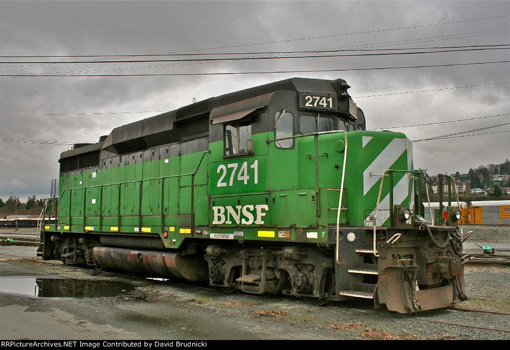 BNSF 2741
