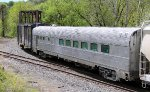 "Former DL&W Budd ""Phoebe Snow"" Dining Car (RPCX 469) On H74"