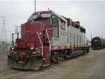 San Joaquin Valley RR GP38-3