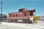SP caboose 726