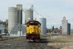 Working Grain instead of Coal